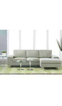 2-piece Sectional Sofa (Right Arm Chaise)  2278 mi
