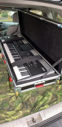 Korg Oasys 88 Synth Workshop and Gator G Tour case Annandale, 22003