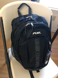 Fuel backpack. Brand new
