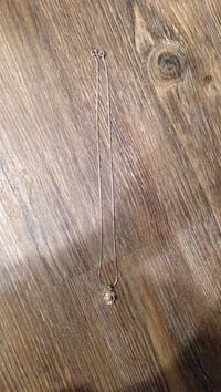Sterling silver necklace Oakland, 94609
