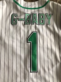 """G-Baby"" Jersey from the movie ""Hardball"" Alexandria, 22303"