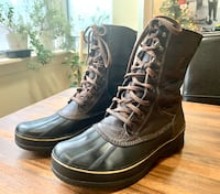 Sorel 1964 Waterproof Leather Boots Men - Size 10 Toronto, M5T 2H7