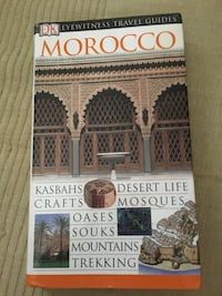 Eyewitness Travel Guides Morocco Madrid, 28020