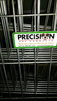 Precision pet cage Germantown