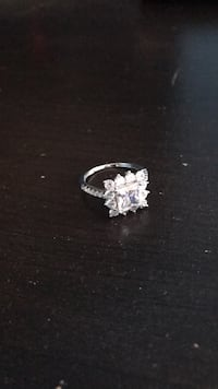 Size 7 Ring Worth $150 Mississauga, L4Z 3Y9