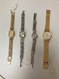 BNWT - watches left over from retail store Surrey, V4N 2R8