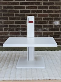 Quickstand Humanscale Laptop  Sit Stand White Dual Height Adjustable Kirkland