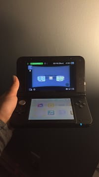 Black Nintendo 3ds XL Rochester, 02770