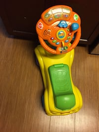 yellow and red Vtech learning walker Nanakuli, 96792