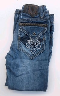 INDIGO STAR  Boys Jeans size 6 (barely used) Los Angeles, 91326