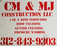 Gutter cleaning / installation - Roof repairs ETC Chicago