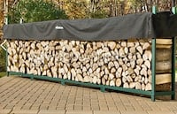 Fire wood firewood delivery and stacking available