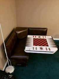 Vintage Game Table Hanover, 21076