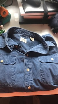 LL Bean denim shirt XL Men's