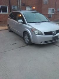 2004 Nissan Quest DETROIT