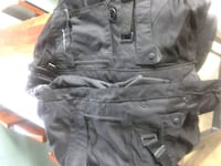 black button-up jacket Rogers, 72756
