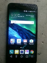 black Samsung Galaxy android smartphone Glendale Heights, 60139