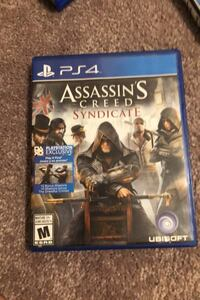PS4 Assassins Creed: Syndicate