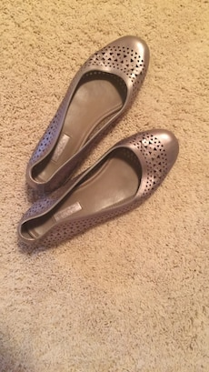 Ecco Shoes Size 38 (Canadian 8)