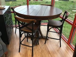 Brand New Solid Wood Dining Table