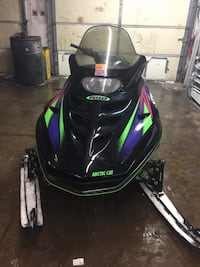 1997 arctic cat ext 600  Winneconne, 54986