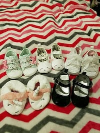Baby shoes Colfax, 95713