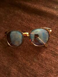 black and brown framed sunglasses Baton Rouge, 70820