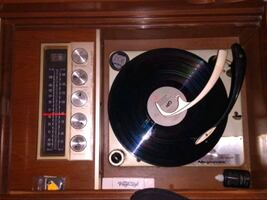 1964 Magnavox Stereo Phonograph.  Works perfectly.