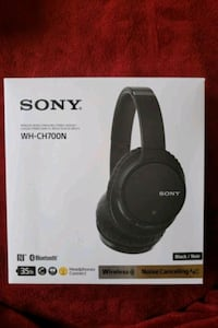 Sony Wireless Noise Cancelling WH-CH700N Plano, 75025