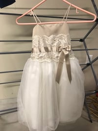 2T flower girl dress (fits like 3T) Winfield, 63389
