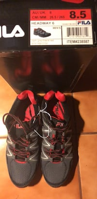 FILA trail running shoes El Paso, 79935