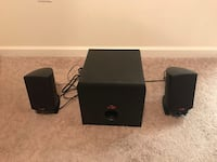 Klipsch 240w desktop speakers Bethlehem