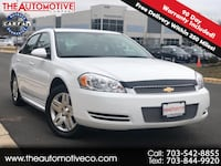 Chevrolet Impala 2013 CHANTILLY, 20152
