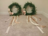 Wreaths for wedding/baby's room Whitchurch-Stouffville, L4A 0W5