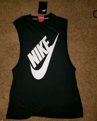 NIKE WOMANS TANK TOP JERSEY SIZE XS NEW Vernon, 06066