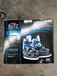 DBX Blitz boys ice skates Quincy, 02169