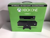 black Microsoft Xbox One box 22 km