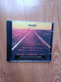 CD STARSAILOR LOVE IS HERE, Original Madrid, 28015