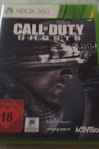 Call of Duty Ghosts Xbox 360 Spieletui Berlin, 10783