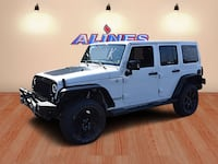 2014 Jeep Wrangler Unlimited 4WD 4dr Altitude PATCHOGUE, 11772