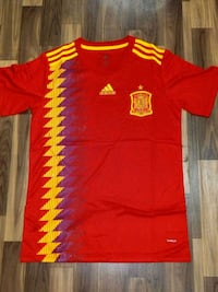 Spain jersey 2019 Montreal, H3G