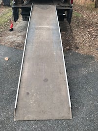 Large Moving ramps  Fairfax Station