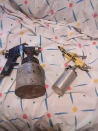 Paint guns$30.00 obo Middle River, 21220