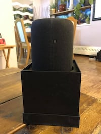 Sony google assisted speaker
