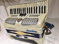 Ivory Excelsior Accordiana 305 Piano Accordion LM 41 120