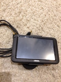 black Magellan GPS with cord Calgary, T2A