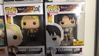 Attack on Titan funko pops Burlington, L7M 0H9
