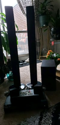 Samsung DVD Home Theater System  Mississauga, L4T 3T5