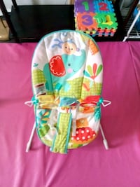 baby's multicolored bouncer Dallas, 75254