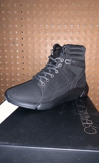 Creative recreation men's boots (black and brown)